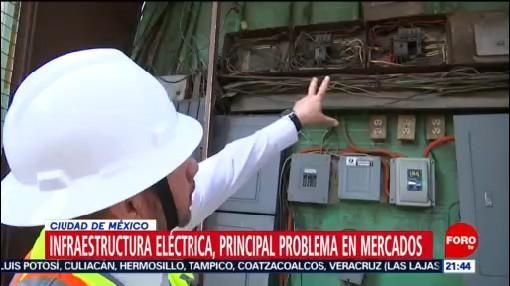 Foto: Analizan Condiciones Mercados Cdmx 22 Enero 2020