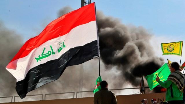 embajada estados unidos irak
