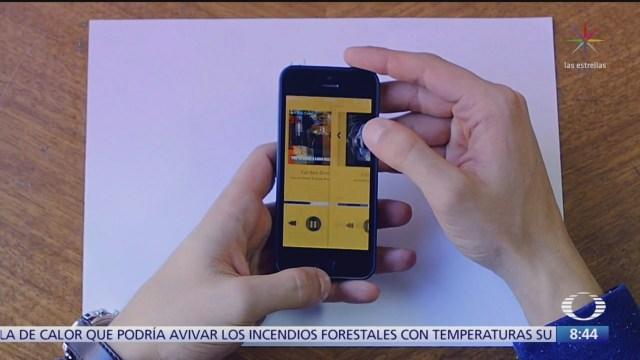 Foto: aplicaciones que nos hacen mas facil la vida