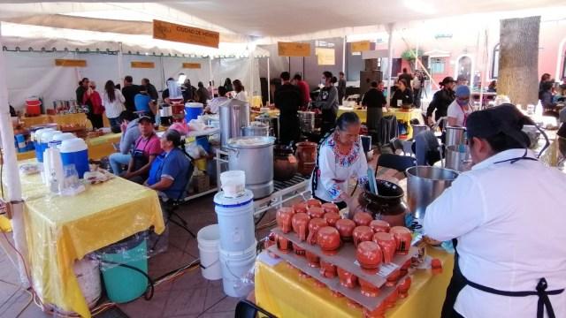 Arranca la Feria del Tamal en Coyoacán, exponen 10 países