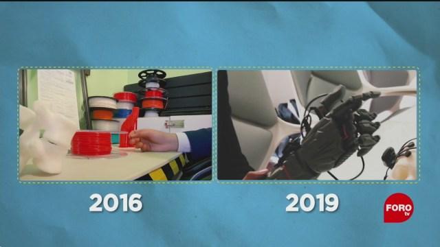 FOTO: 26 enero 2020, asi crecio concepto 3d empresa biotecnologica