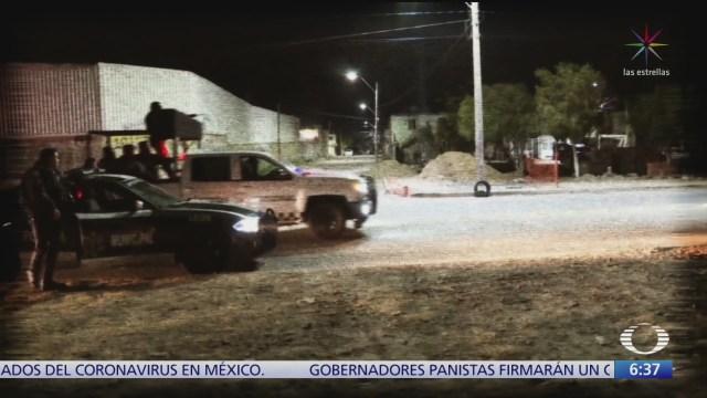 atacan a la guardia nacional en guanajuato