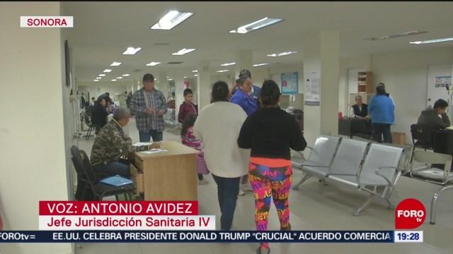Foto: Enfermedades Respiratorias Aumentan Sonora Frío 15 Enero 2020