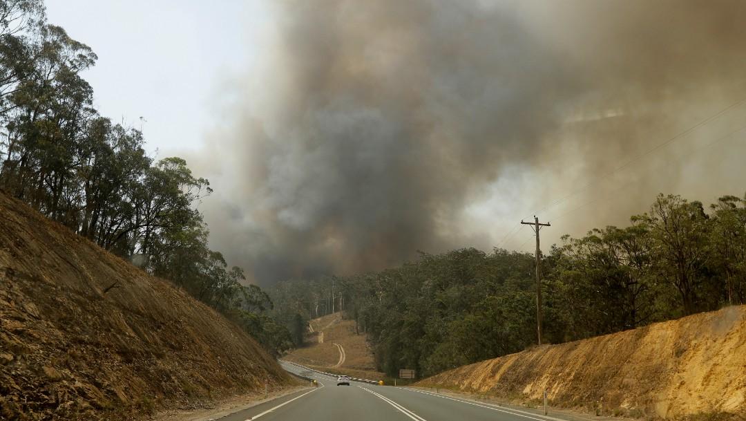 Australia moviliza a 3 mil reservistas ante crisis incendios