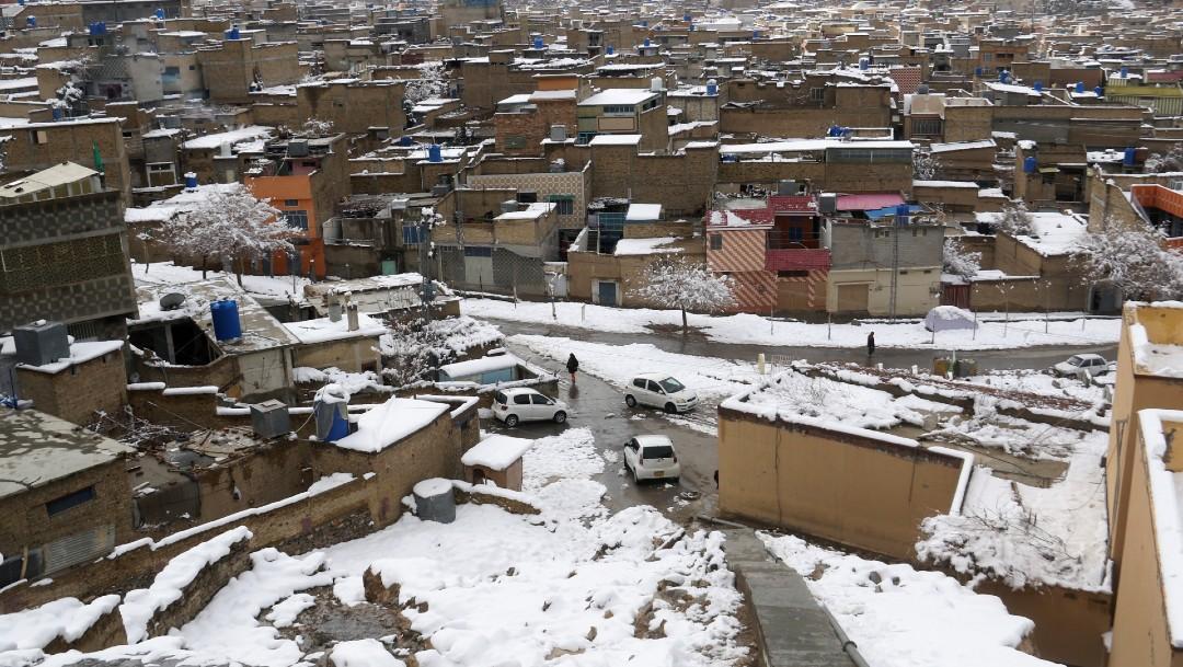 Crudo clima invernal deja más de 110 muertos en Pakistán y Afganistán