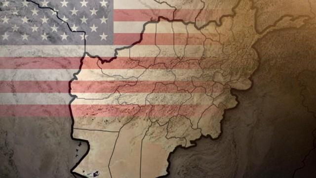 IMAGEN Avión que cayó en Afganistán era de la Fuerza Aérea de Estados Unidos (AP, archivo)