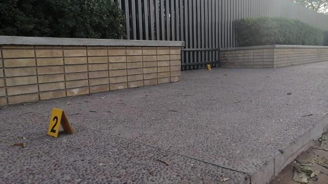 Foto: Menor usó dos armas y disparó nueve veces en Colegio Cervantes, 11 de enero de 2020 (LUIS RIVERA /CUARTOSCURO.COM)
