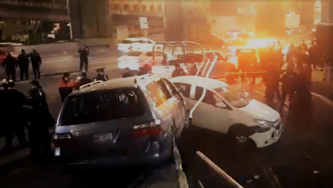Narcomenudeo, presunto móvil de la balacera en Periférico Sur : Autoridades