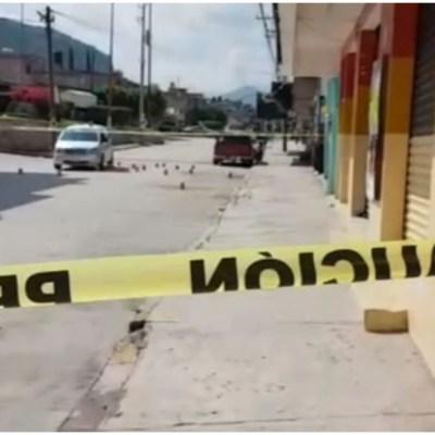 Foto: En Celaya se registraron varios hechos violentos el sábado, 26 de enero de 2020 (Foro TV)