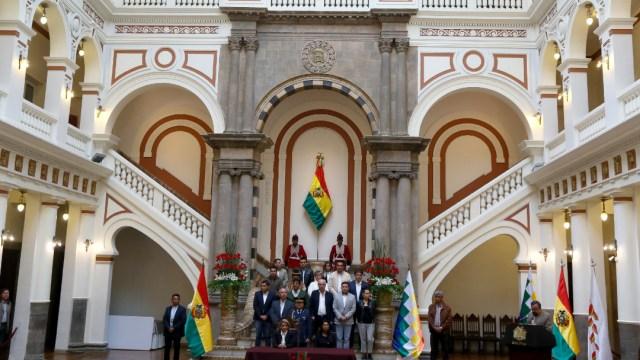 FOTO Bolivia podría tener nuevo presidente en junio (Getty Images)