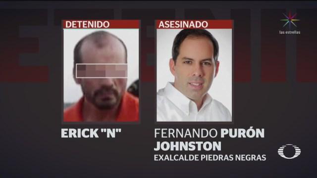Foto: Detienen Implicado Asesinato Exalcalde Piedras Negras 21 Enero 2020