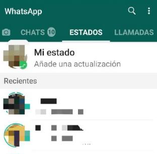Así puedes personalizar tus estados de WhatsApp