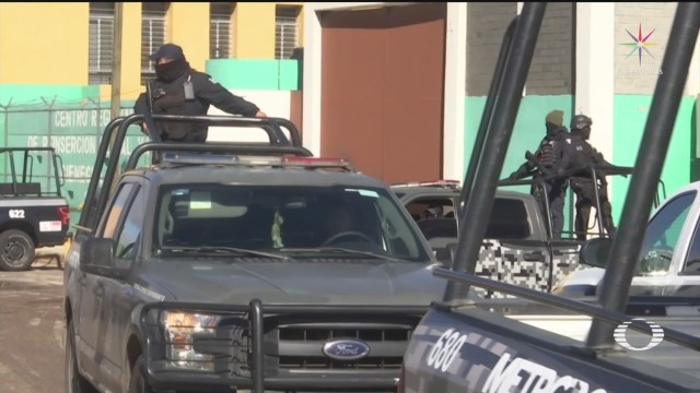 FOTO: 3 enero 2020, cesan a director del penal de cieneguillas en zacatecas