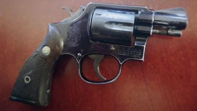 Foto: El joven, quien fue puesto a disposición del Ministerio Público Federal por portación de arma de fuego, ya fue liberado por ser menor de edad; las primeras versiones señalan que el arma pertenecía a su padrastro