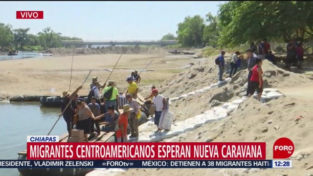 chiapas se prepara para llegada de caravana migrante