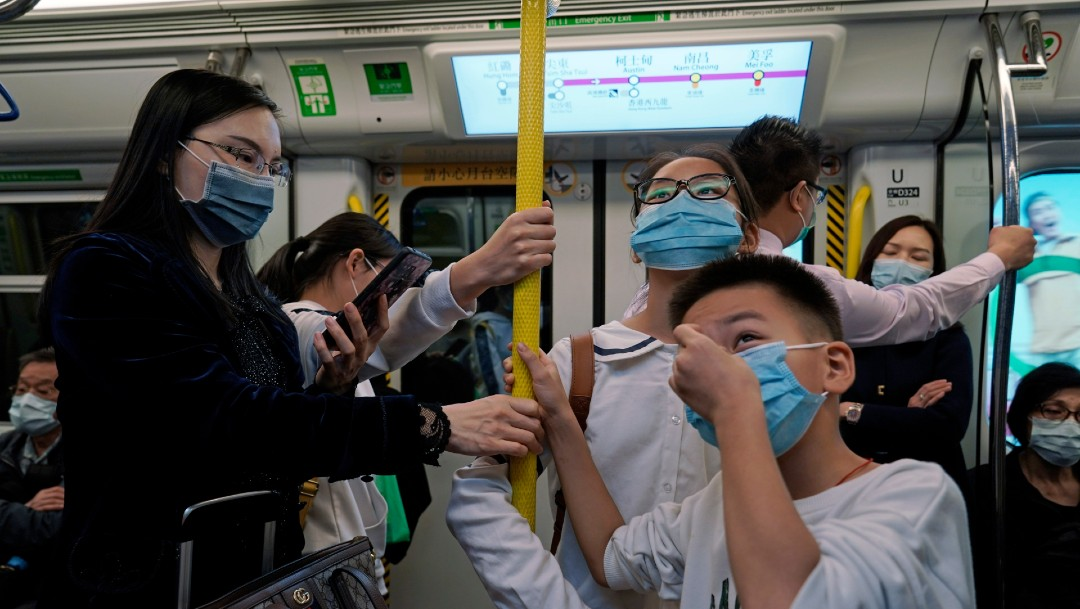 Foto: China cierra otras dos ciudades cerca de Wuhan por coronavirus