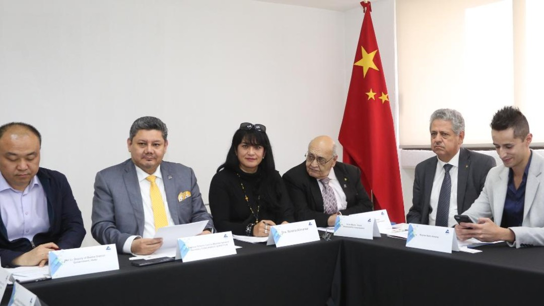 Foto: La Concanaco trabaja para crecer su presencia en China, donde se tiene, desde noviembre de 2019, una Casa México en Shangai para exhibir productos y promover servicios y atractivos turísticos de nuestro país