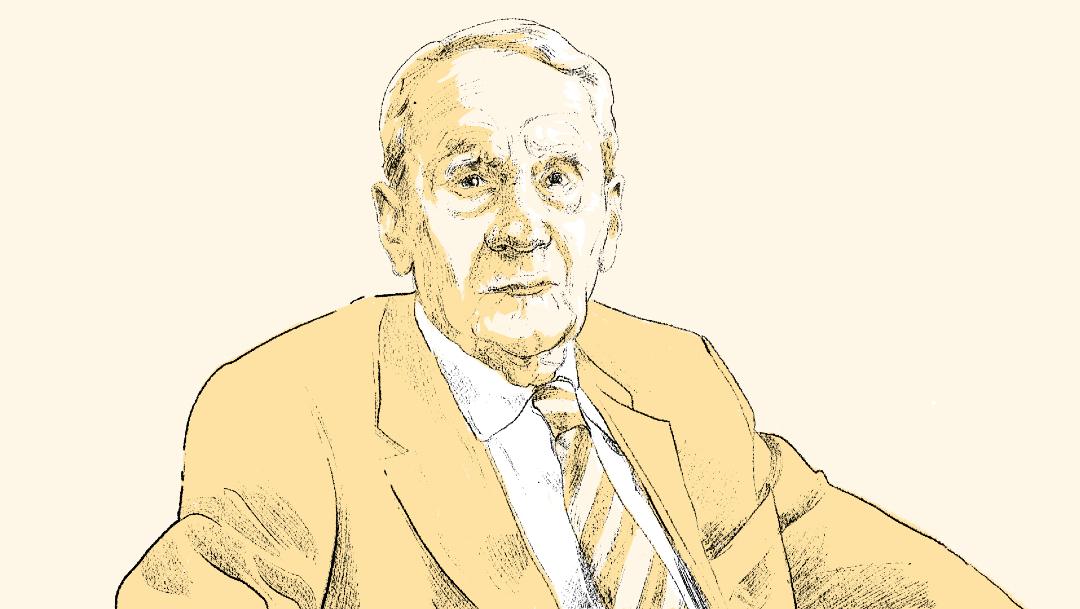 """IMAGEN Muere Christopher Tolkien, hijo del autor de """"El señor de los anillos"""" (Televisa.news)"""