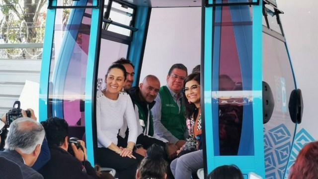 Inicia la contrucción del Cablebús en Iztapalapa