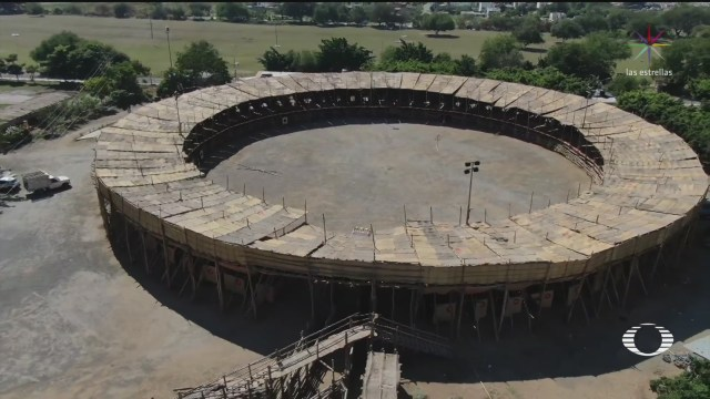 Foto: La Petatera Concluye Construcción Plaza Toros Colima 24 Enero 2020