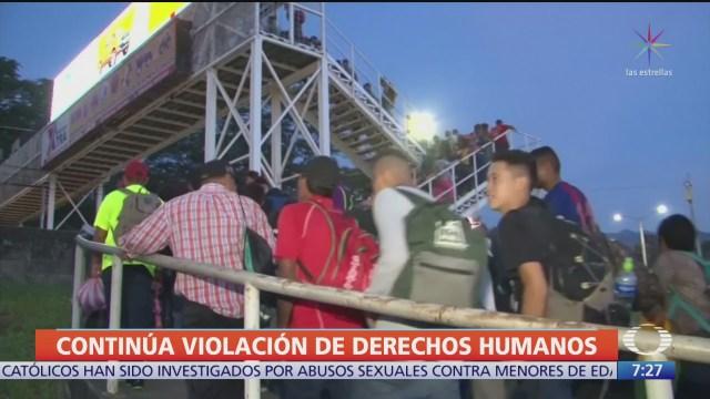 continuan violaciones de derechos humanos bajo administracion de amlo hrw