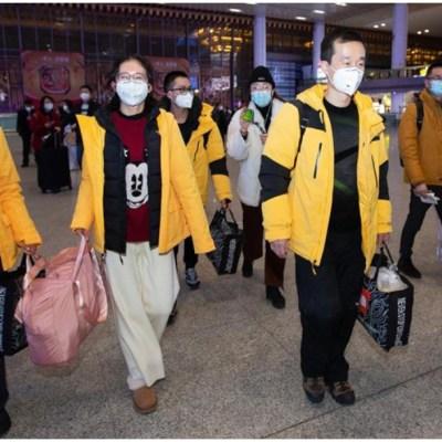 Imagen: China frena comercio de animales silvestres hasta superar crisis por coronavirus, 26 de enero de 2020 (EFE)