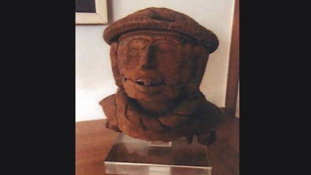 Foto: México recupera tres piezas arqueológicas en Alemania