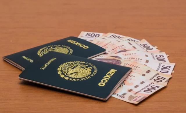 09 de enero 2020, Costo del pasaporte 2020, Pasaporte mexicano, Pasaporte, Documento personal, Dinero, Billetes, Billetes de 500 pesos
