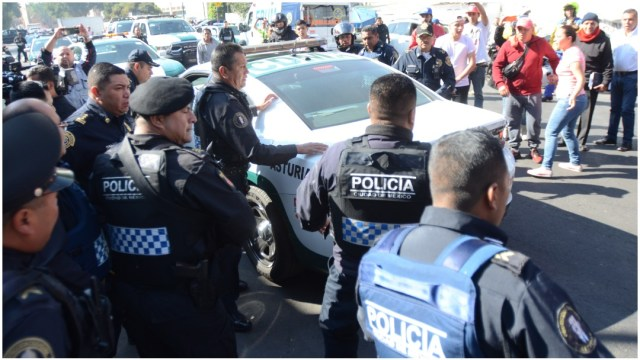 Imagen: Se registra nuevo acto delictivo en calles de la colonia Doctores, 11 de enero de 2020, (ARMANDO MONROY /CUARTOSCURO.COM)