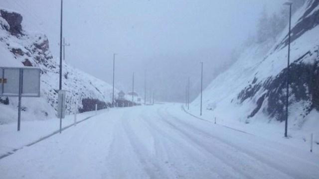 Foto: Continúan nevadas e intenso frío en Durango, 18 de enero de 2020, (Cuartoscuro, archivo)