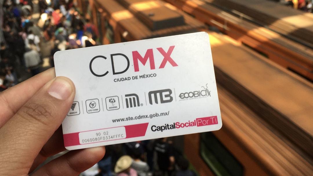 Foto: Este viernes es el último día para recargar tarjetas antiguas del Metro, 09 de enero de 2020, (ANDREA MURCIA/CUARTOSCURO.COM)