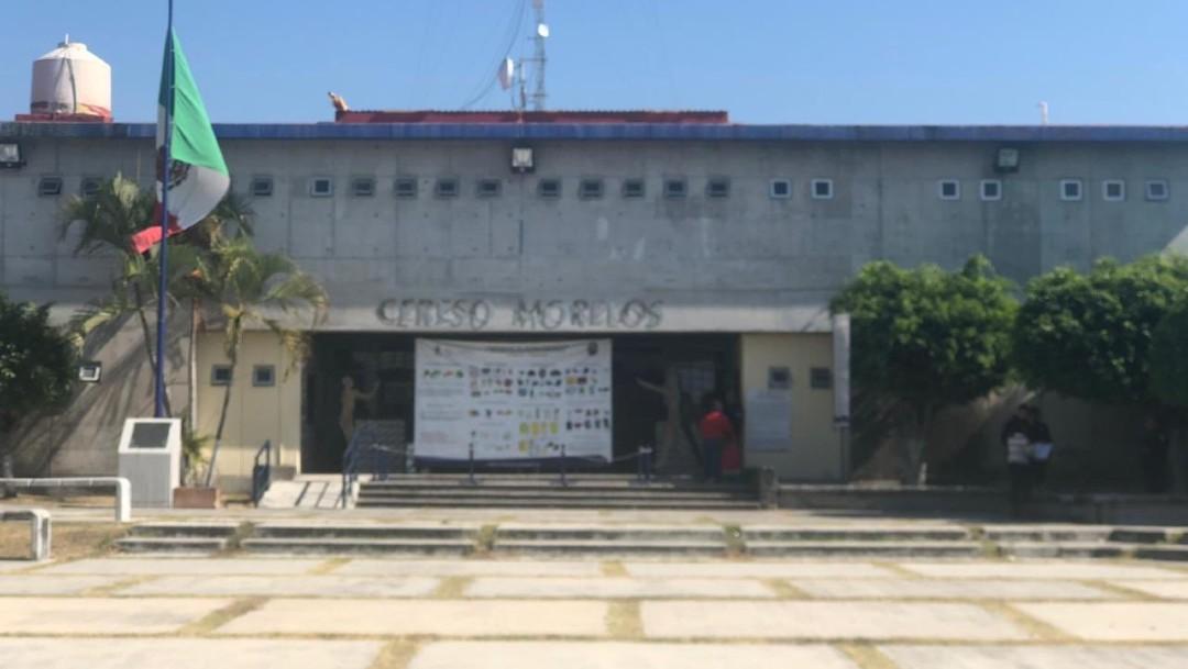 Decomisan celulares y puntas en cateo en Cereso de Morelos