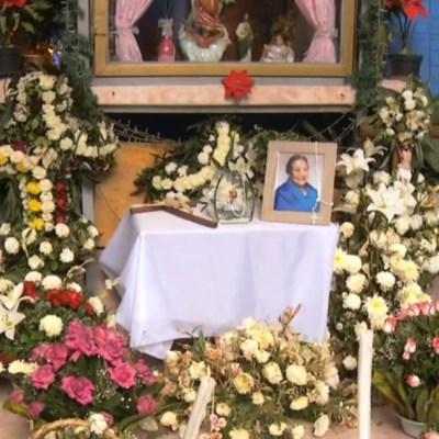 Foto: Delincuentes asesinan a mujer de la tercera edad y los dejan libres