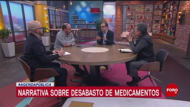 FOTO: 26 enero 2020, desabasto de medicamentos en el sector salud