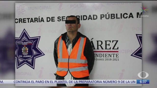 detienen a 4 presuntos integrantes de los mexicles en ciudad juarez
