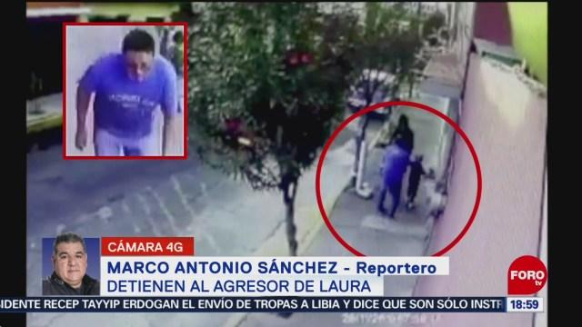 FOTO: detienen a presunto agresor sexual de mujer en iztapalapa