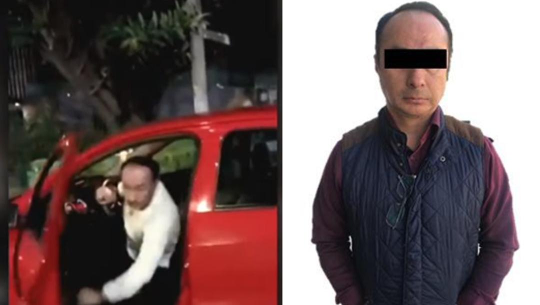 """FOTO: Detienen a """"Lord Gato"""" por intentar sobornar a policías, el 06 de enero de 2020"""