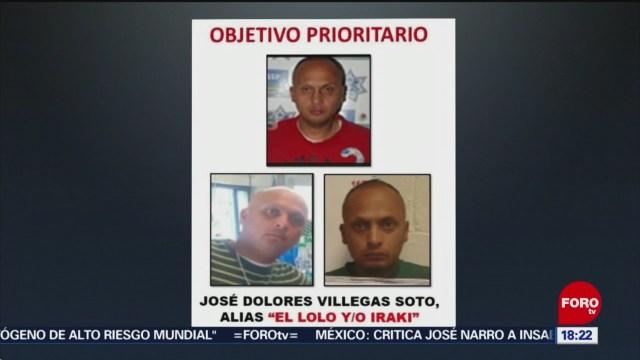 FOTO: difunden foto de presunto lider criminal en chihuahua