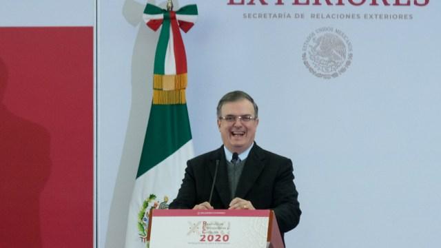 FOTO Procurador de EEUU vendrá a México la próxima semana, anuncia Ebrard (Cuartoscuro/Graciela López)