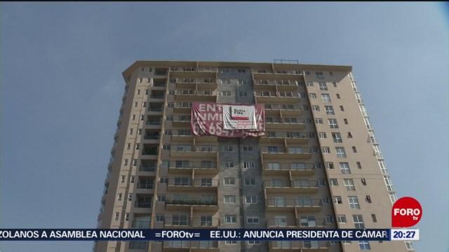 Foto: Edificios Iztacalco Más 5 Pisos Demoler Excedentes 15 Enero 2020