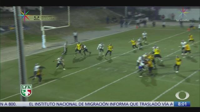 el futbol americano profesional en mexico