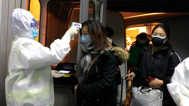 Foto: Elevan a 17 los muertos en China por coronavirus