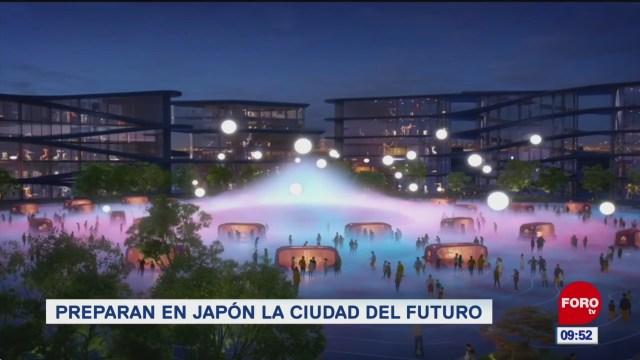 elrincondeexpreso preparan en japon la ciudad del futuro