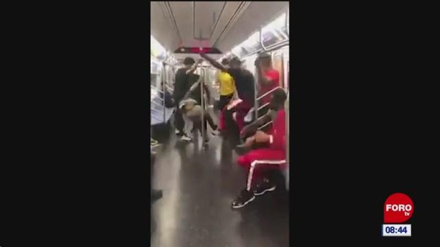 elvideodeldia dia en metro con ritmo