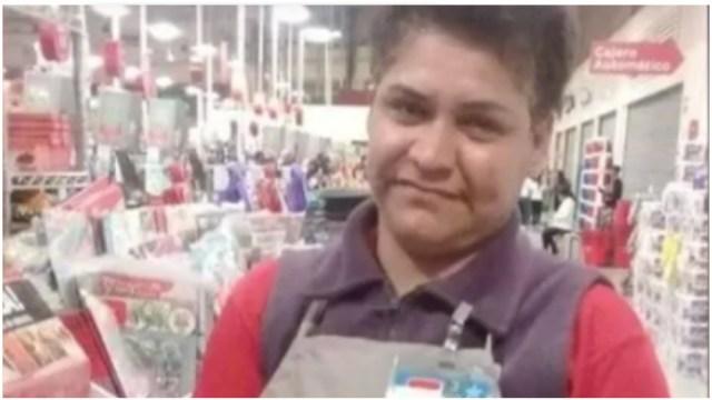Foto: Empleada de supermercado devuelve cartera con 8 mil pesos, 25 de enero de 2020 (Redes sociales)