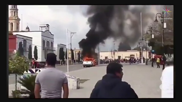 Foto: Exigen Destitución Alcalde Amozoc Puebla 23 Enero 2020
