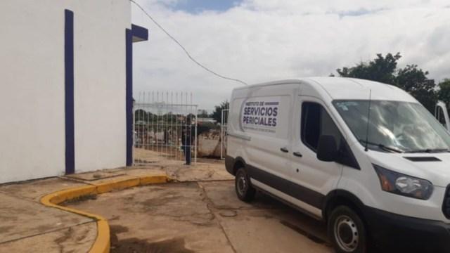 Foto: Asesinan a funcionario de la Fiscalía General de Oaxaca, 18 de enero de 2020, (Twitter @DAVIDROMEROVARA)
