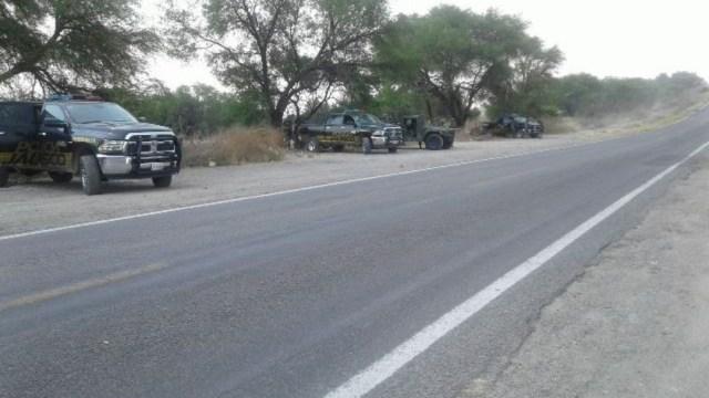 Foto: Suman tres policías muertos por enfrentamiento en Jalisco, 25 de enero de 2020 (Twitter @ElInformanteMX)
