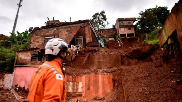 Foto: Elevan a 53 las víctimas fatales de tormentas en Brasil, 26 de enero de 2020, (Twitter @FebresMauricio )
