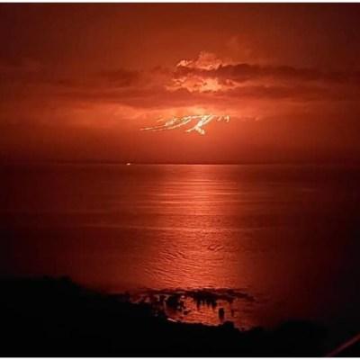 Video: Se registra nueva erupción del volcán La Cumbre en Las Galápagos